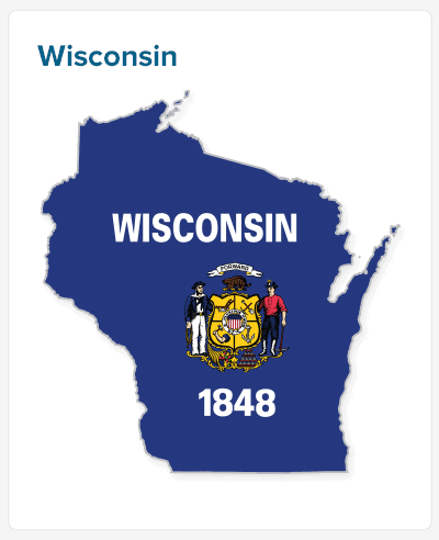 wisconsin car insurance rates map